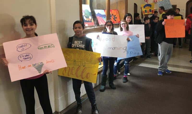 IEYMS Week Dedicated to Friendlier School Atmosphere