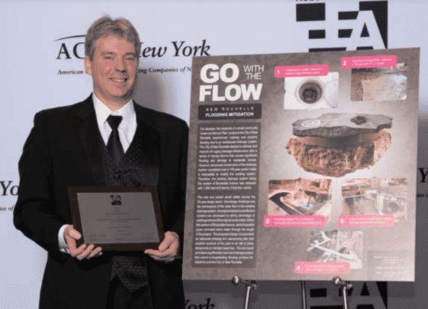 New Rochelle Drainage Project Goes With the Flow, Provides Ease to Residents