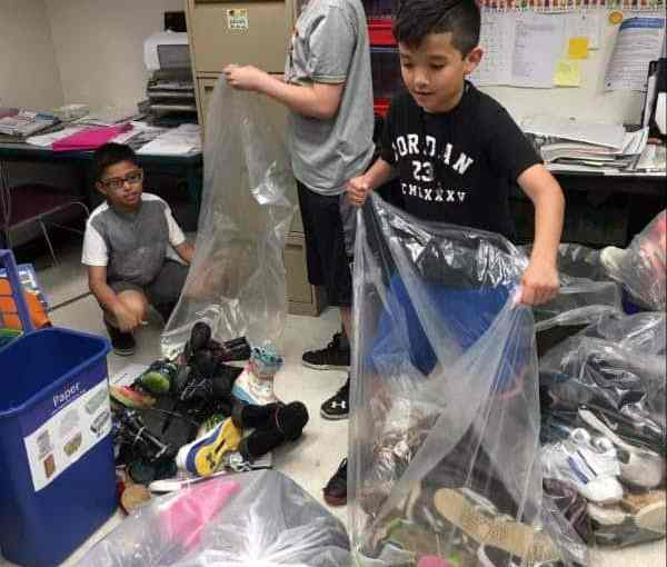 Ward Students Spread Kindness Through Service