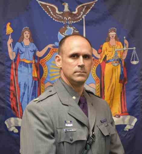 State Police Announce that Major Richard L. Mazzone will Serve as the 35th Troop Commander of Troop K