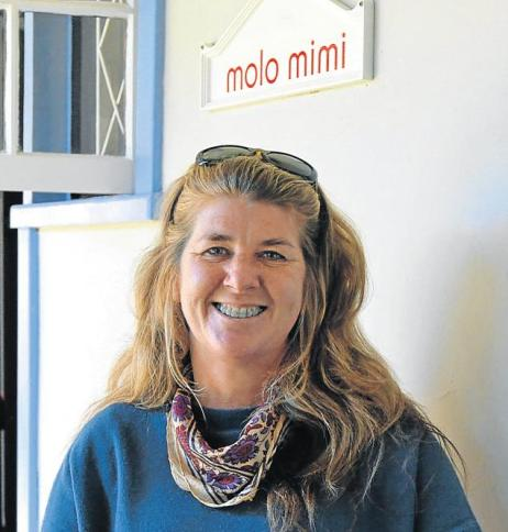 AUTHENTIC FLAIR: Lisa Nettelton, designer and owner of molo mimi, is set to visit the Art Santa Fe Festival in New Mexico. Picture: LOUISE CARTER