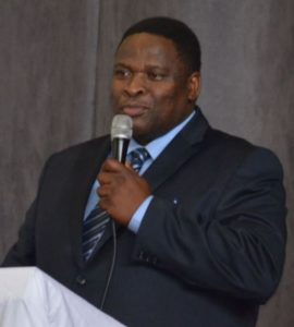 PHINDILE IS MAYOR: Ndlambe mayor, Phildile Faxi asked for 100 days to get things organised at the council in his inauguration speech