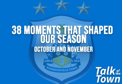 38 Moments That Defined Our Season – October and November