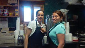 Esperanza and Lupe