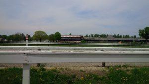 Saratoga Race Course May 9 2015