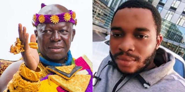 Otumfour and Twene Jonas