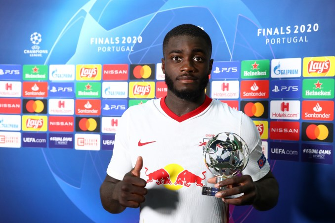 Dayot Upamecano: Why Arsenal and Tottenham will both be full of regret  watching 'formidable' RB Leipzig defender