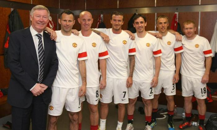 David Beckham joined Colin Murray on talkSPORT to discuss the new film, 'The Class of 92', along with a host of other topics