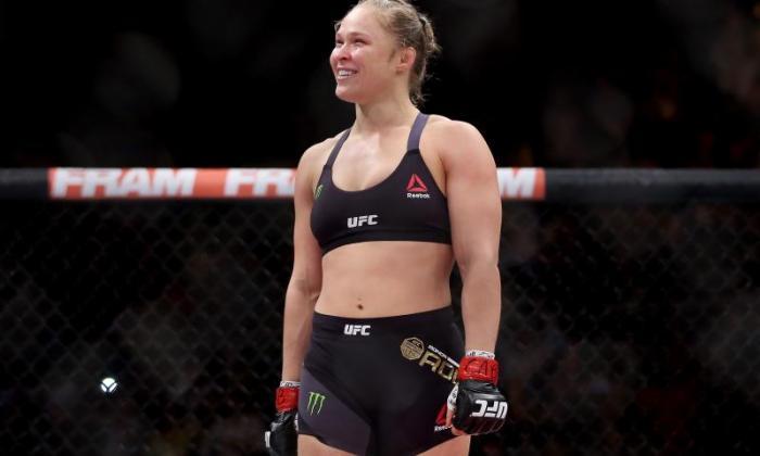 David Flatman sütunu: Ronda Rousey, sporda kadınların eşitliği mücadelesine öncülük ediyor