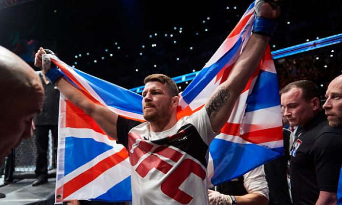 Michael Bisping - undecided