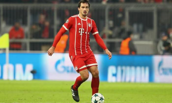 Bayern Munich are ready to sell Hummels in January  How Blues could line-up at end of January window with Edinson Cavani, Mats Hummels and 'the next Andrea Pirlo' fifa 2