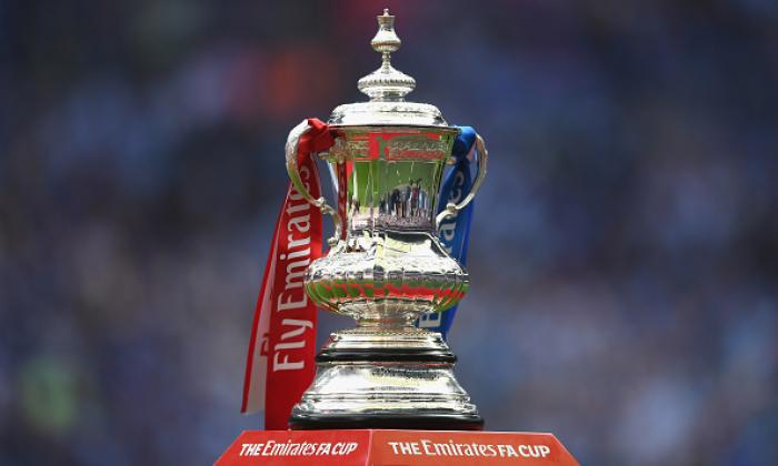 Fa Cup Semi Final Draw Manchester United To Play