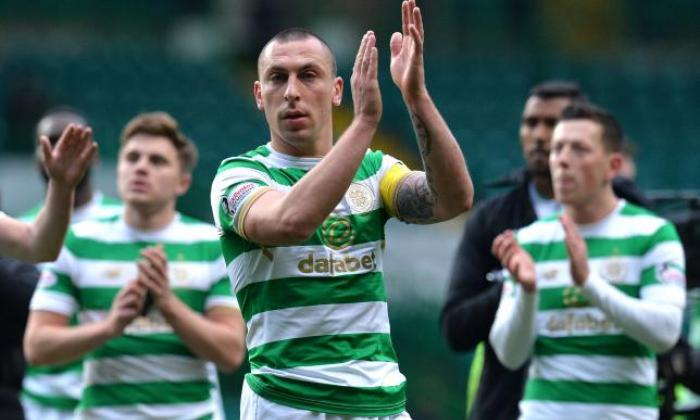 Republic of Ireland to face Celtic for Scott Brown's testimonial