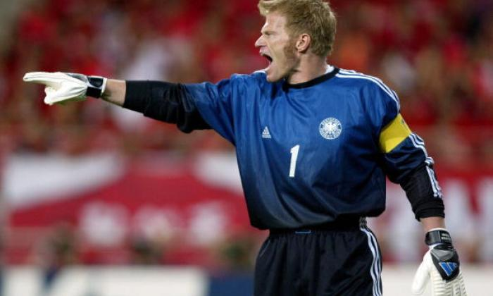 The World Cup S Most Iconic Players Germany Goalkeeper Oliver Kahn Talksport