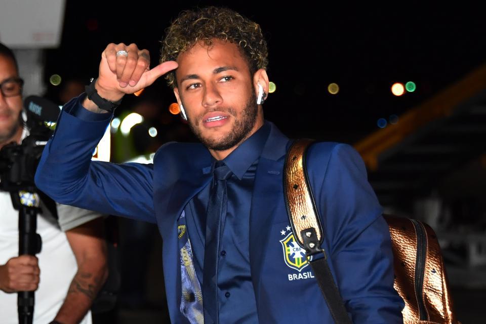 Joe Coleman (Staff Writer) – Neymar  talkSPORT writers predict which player will win the World Cup 2018 Golden Ball Golden 2