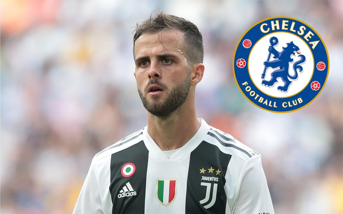 Chelsea Lead Race For Juventus Star Miralem Pjanic As