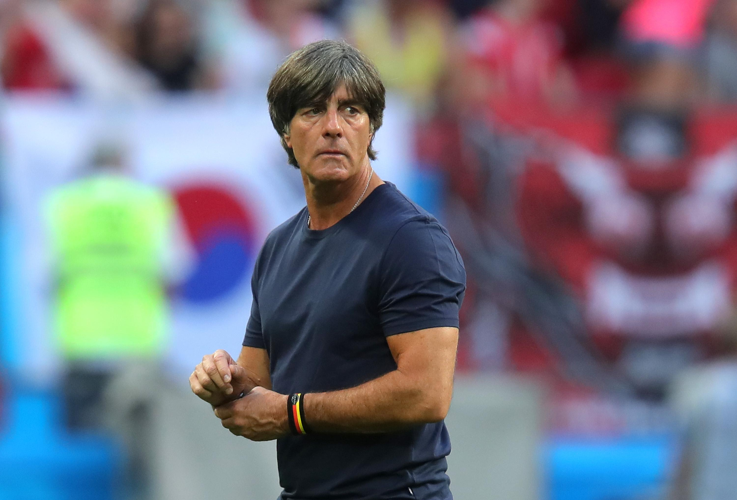 Joachim Low to stay on as Germany national team boss despite early World  Cup 2018 exit