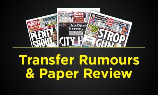 Transfer gossip: Tottenham in Martial talks, Liverpool target £10m Nigeria ace, Man United want Sevilla defender