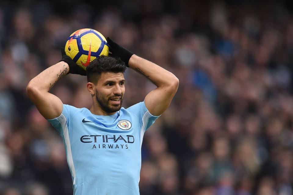 3= Sergio Aguero (Manchester City) – £11million  The 10 most expensive players revealed FPL 12