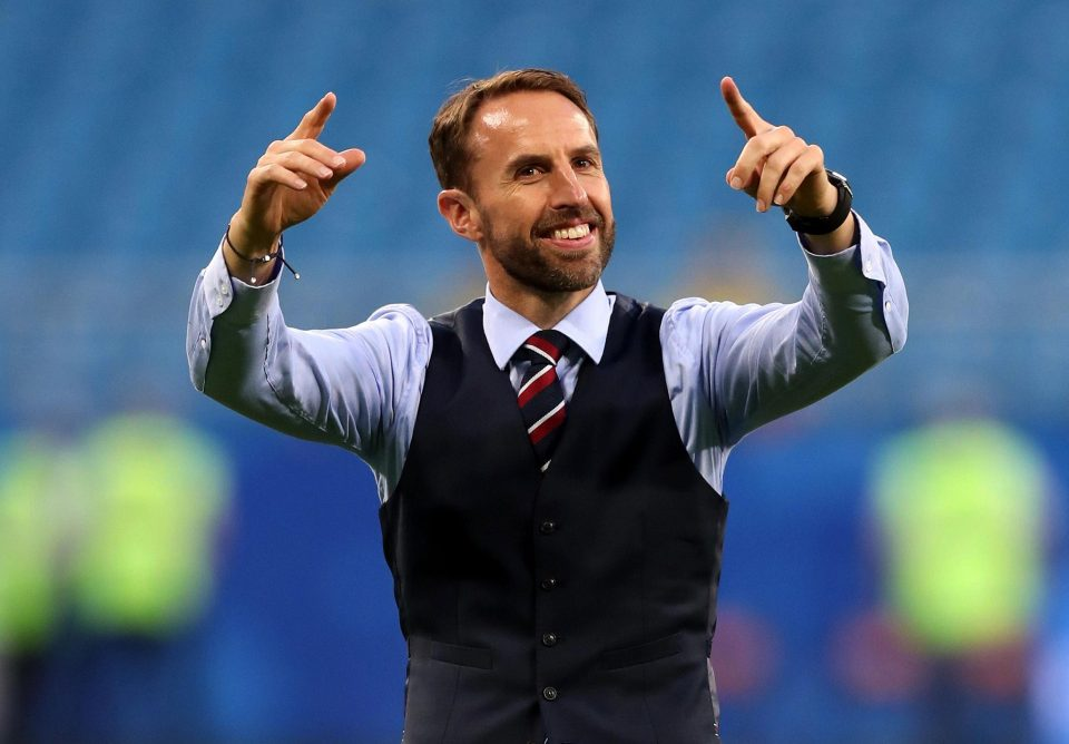 Gareth Southgate is masterminding England's ruthless pursuit of World Cup glory in a waistcoat. Class  England Kyle Walker calls playing for his country a 'joy' and hails his 'summer family' as World Cup glory beckons GETTY Sweden v England Quarter Final 2018 FIFA World Cup Russia SPO GYI993391542jpg JS418816360 e1531128638379