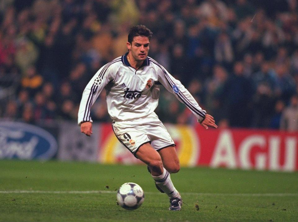 Morientes played for Real Madrid between  'Real Madrid don't need Harry Kane…they have Karim Benzema!' GettyImages 944928