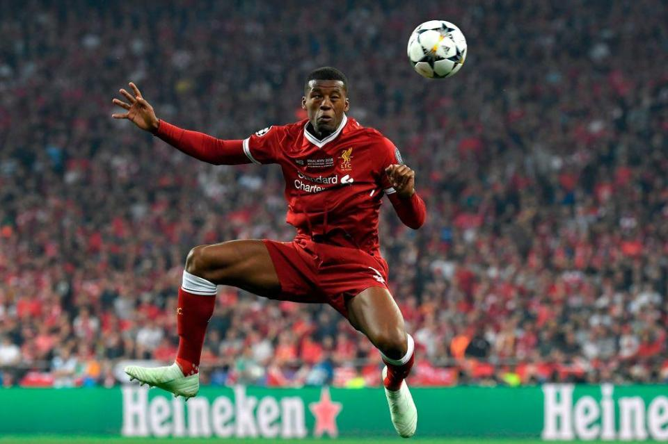 The Dutchman has been linked with a surprise move away from Liverpool  'I think I am ready' GettyImages 962745938