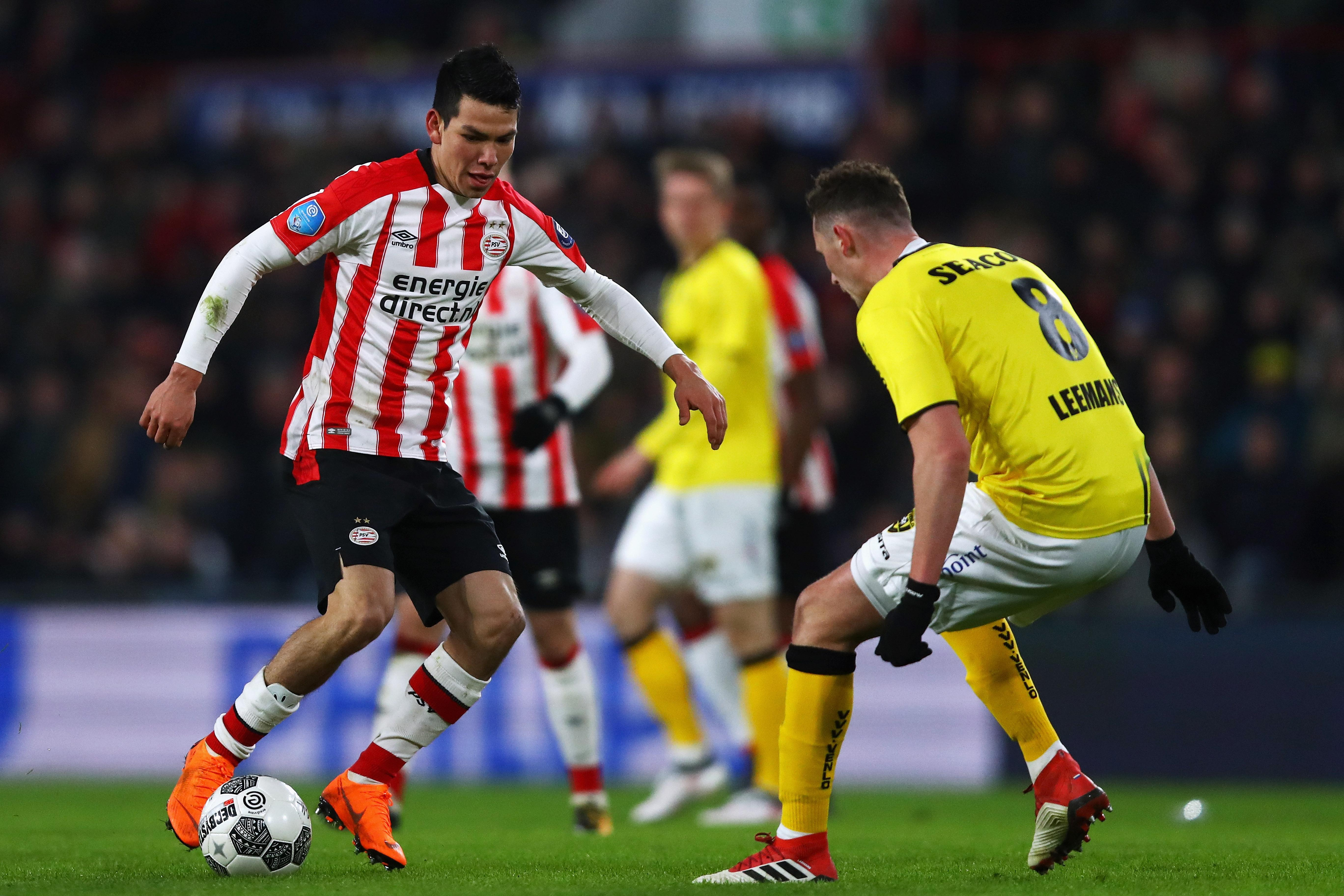 Image result for hirving lozano psv