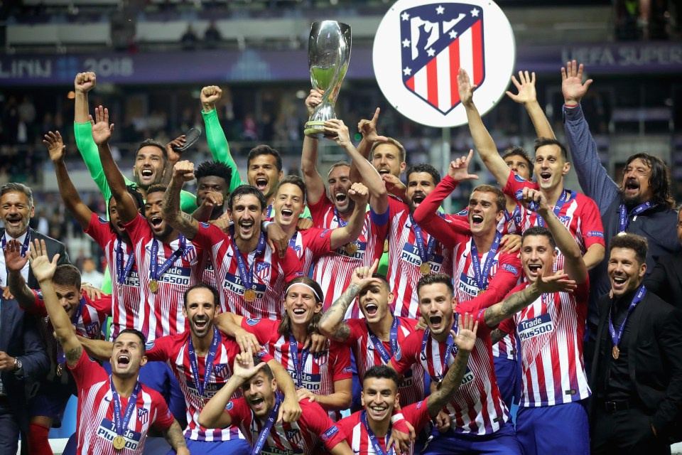 Atlético Madrid Proved They Can Win La Liga And The Champions League With Real Madrid Thrashing