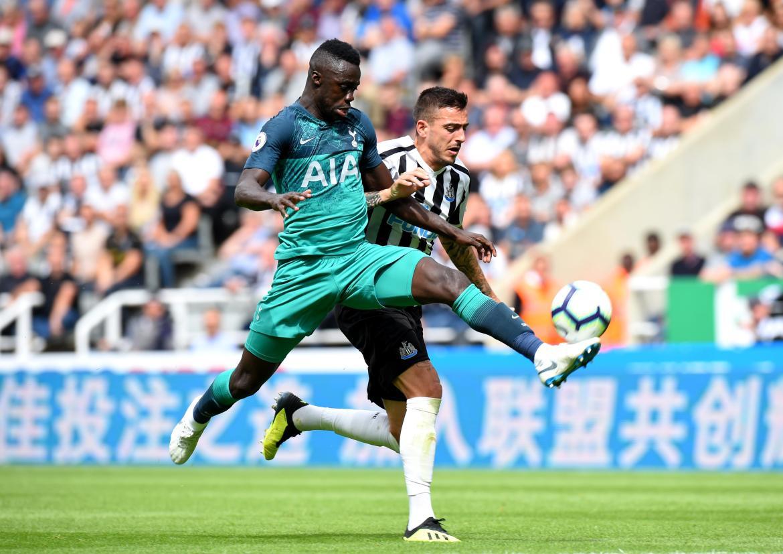 Davinson Sanchez could become a world class centre-half