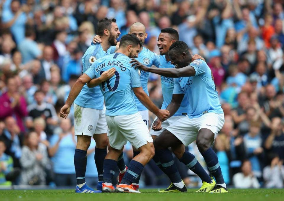 Manchester City were in brilliant form against Huddersfield this afternoon  Pep Guardiola claims Jose Mourinho was right to say the club 'cannot buy class' after release of Manchester City's documentary GettyImages 1019420544