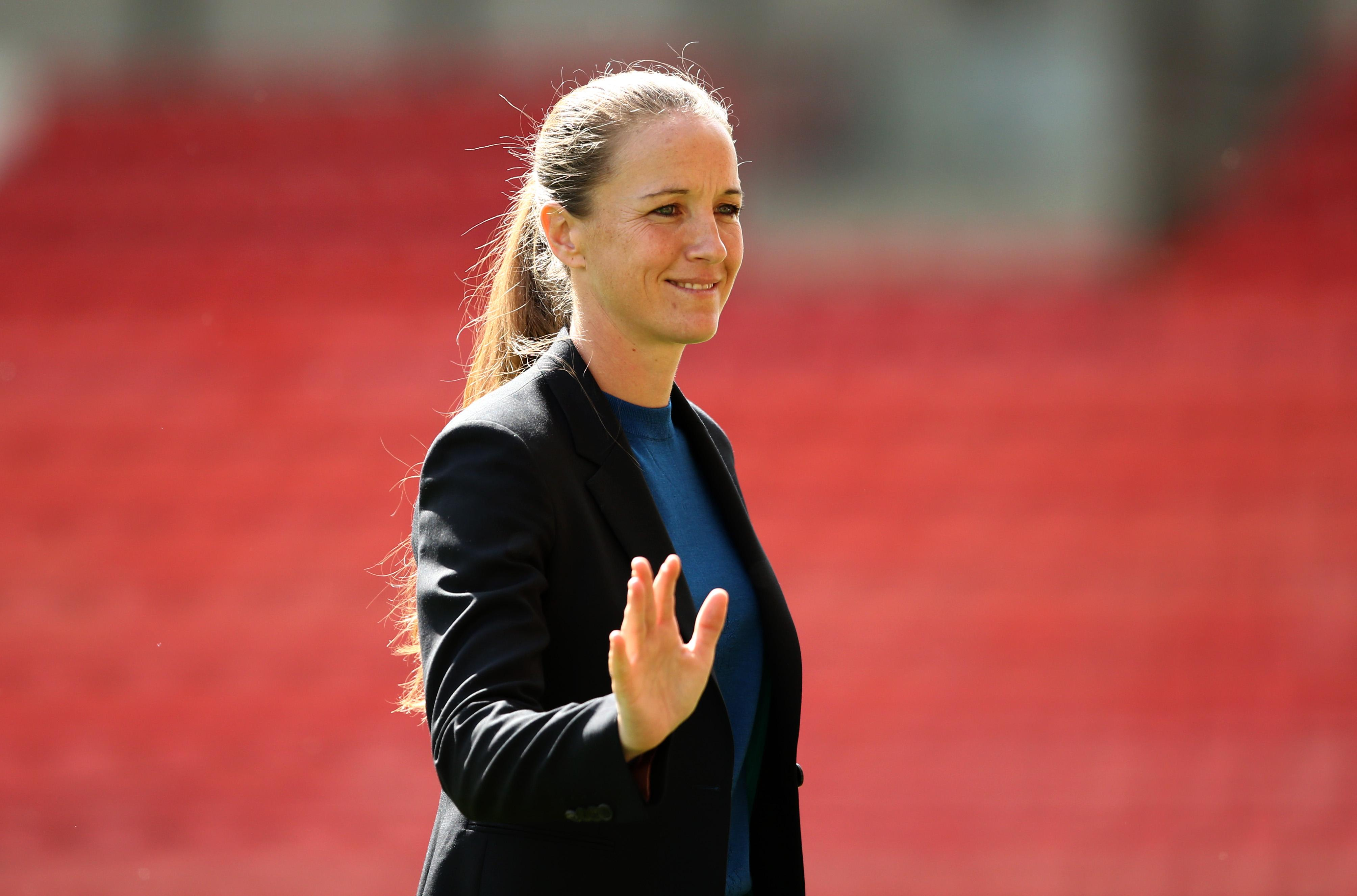 Man United's debut season ended in perfect fashion under manager Casey Stoney