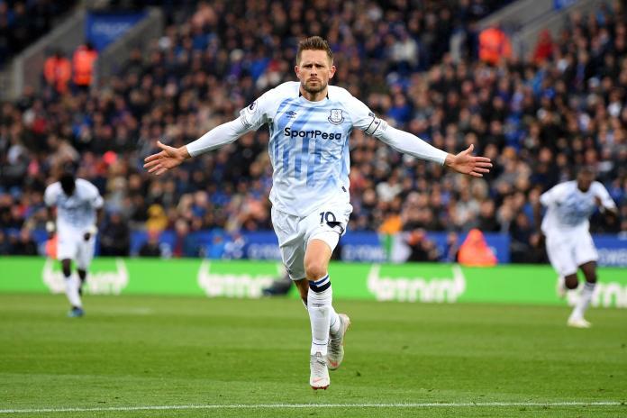 Gylfi Sigurdsson's is back in form and scoring long range goals.