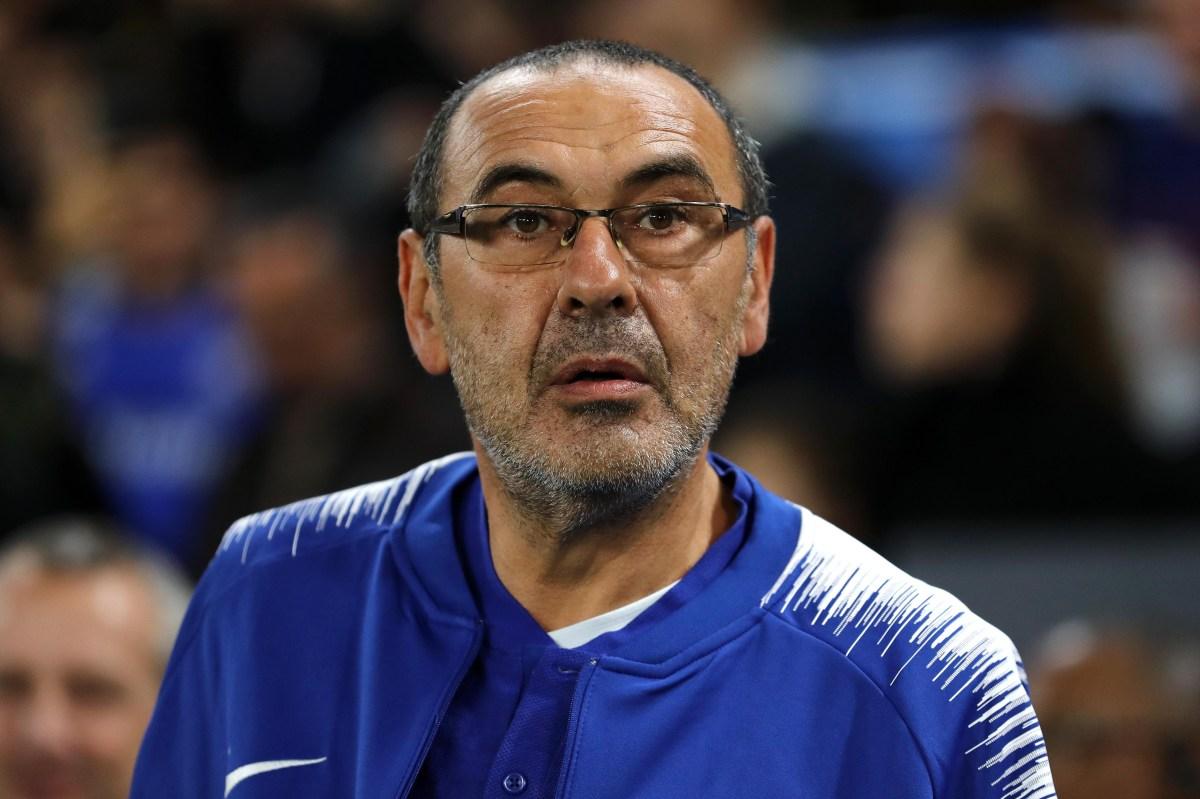 Chelsea Boss Maurizio Sarri Wary Of Europa League Hangover