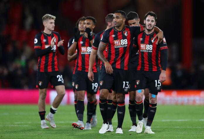 Our computer has calculated that Bournemouth will pick up eight points from their seven fixtures over the Christmas period, against Manchester City (a), Huddersfield (h), Liverpool (h), Wolves (a), Brighton (h), Tottenham (a) and Manchester United (a). That will leave the Cherries on 28 points from 20 games.