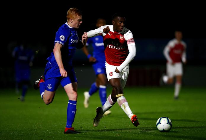 Eddie Nketiah had a promising start, but has failed to kick on since his cup heroics
