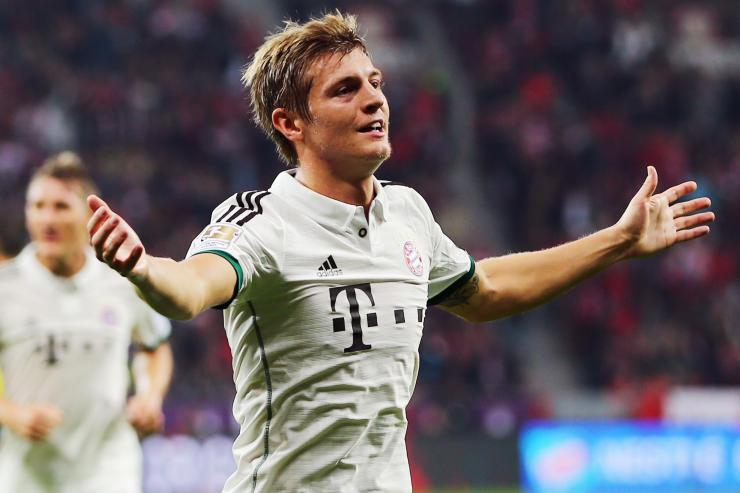 What a signing Kroos would have been for Man United