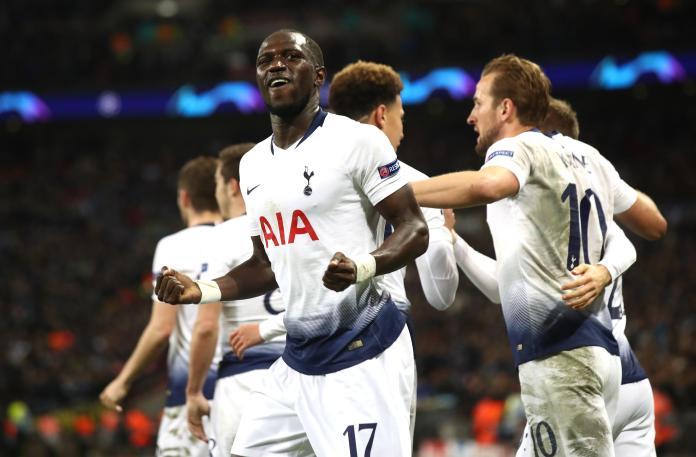 Tottenham Hotspur midfielder Moussa Sissoko has been in sensational form.