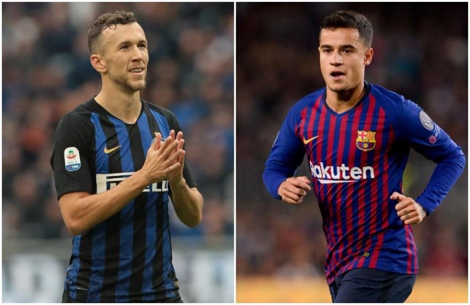 Inter Milan Vs Barcelona Champions League Match Preview