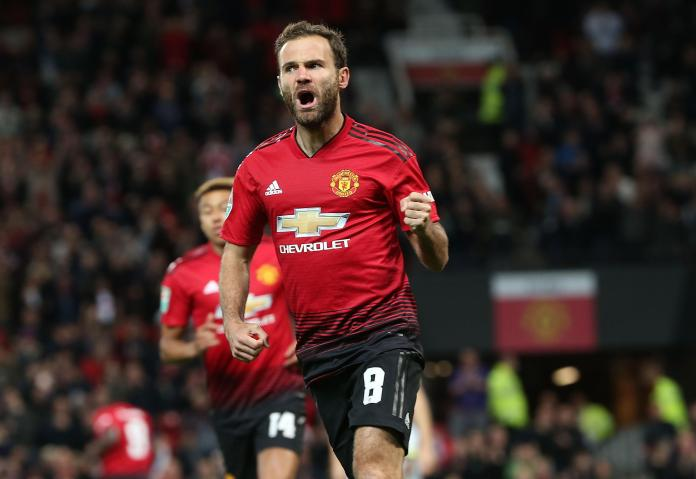 Mata could move on for free