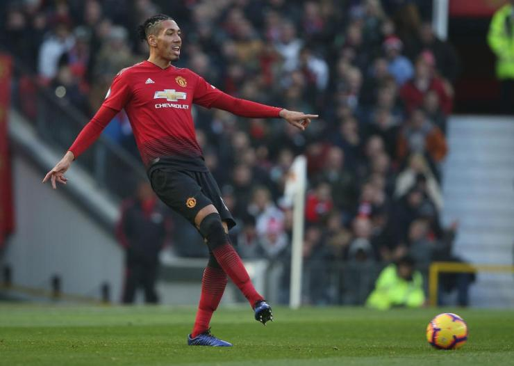 Chris Smalling: Manchester United defender signs new Old Trafford contract to 2022