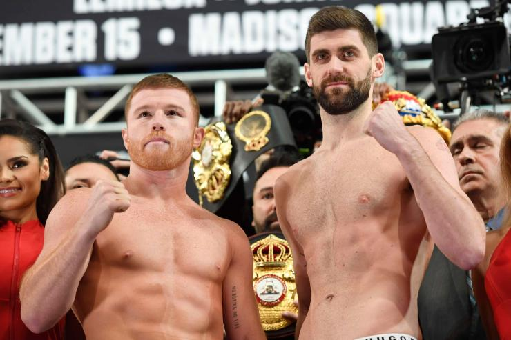 Canelo v Rocky Fielding: What time are the ring walks, what TV channel is it on, can I watch online and who is on the undercard?