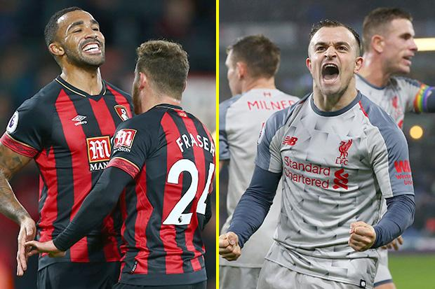 Bournemouth Vs Liverpool Premier League Match Preview