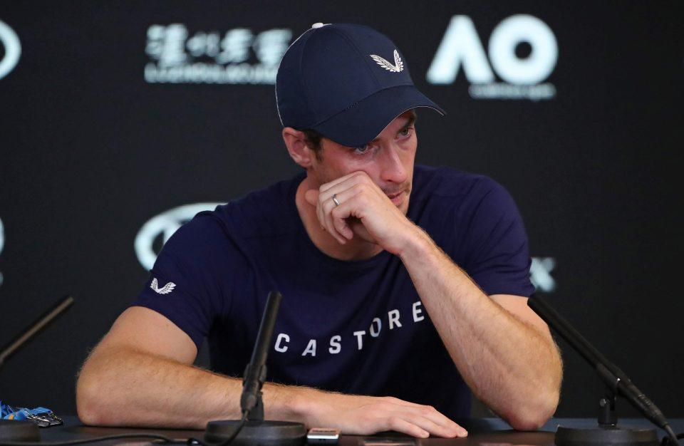 The Australian Open could be Andy Murray's final Grand Slam  Full talkSPORT 2 commentary of every Australian Open tie, stream details, start times ahead of retirement 2F25B57D ACF3 42BB 90B8 230F1F005E8B
