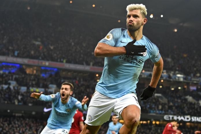 Aguero is Manchester City's all-time leading goalscorer