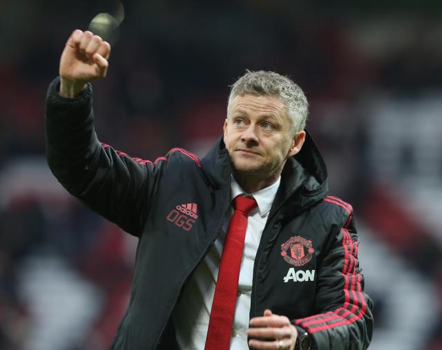 Ole Gunnar Solskjaer has won all five of his opening matches at Manchester United