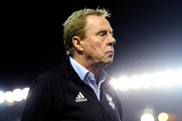 Harry Redknapp saved Birmingham from relegation to League One in 2017, but was then sacked just eight games into the next season