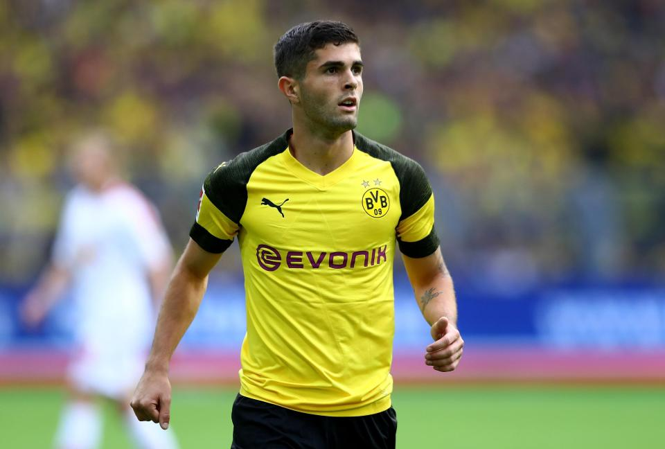 Chelsea's £ 55 million move for Christian Pulisic accounted for almost a third of the Premier League expenses