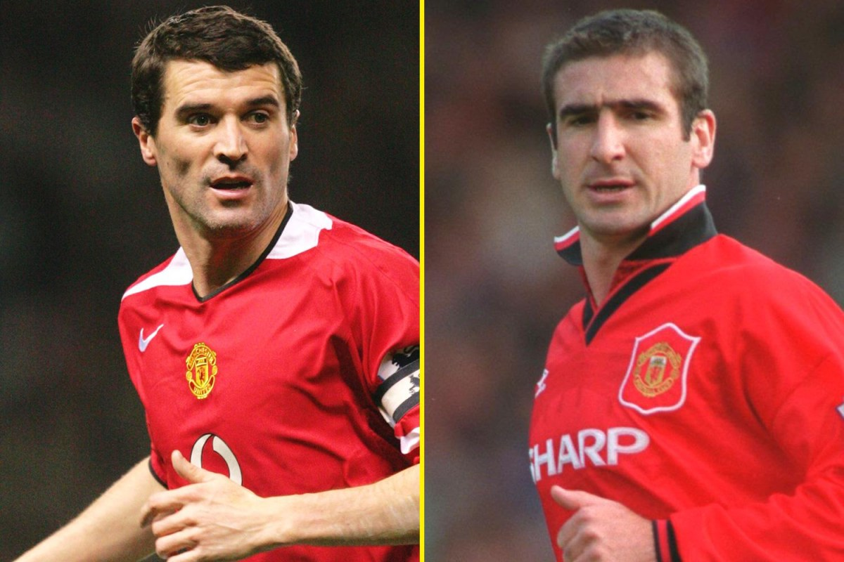 The former manchester united duo have followed in the footsteps of alan shearer and thierry henry. Manchester United Legends Roy Keane And Eric Cantona Are Both Misunderstood Claims Lee Sharpe