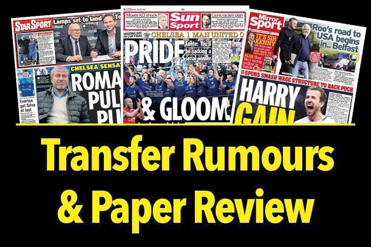 Transfer news and football gossip: Manchester United vs Man City for Grealish, Chelsea's deal for Angel G thumbnail