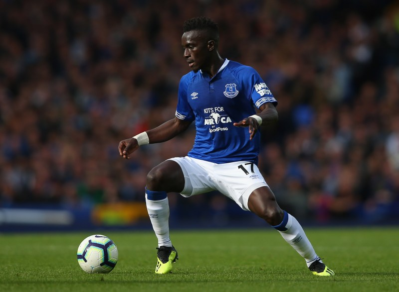 Everton fans will recognise him